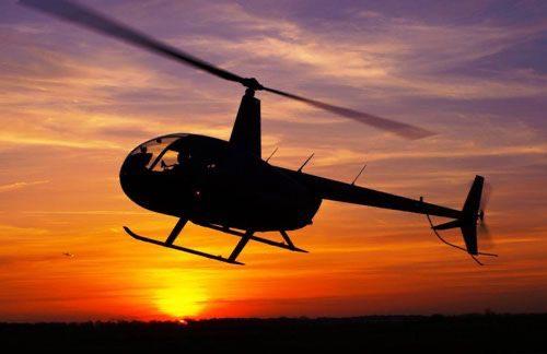 Helicopter Joy flight Geelong