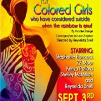 """For Colored Girls..."" at Afterthought Is Poignant and Powerful"
