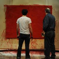 Review: Curious Artfully Splatters The Writing on the Wall in RED