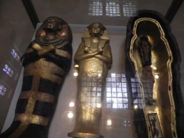 Mini coffin and mini sarcophagus