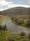 Rafting on the Colorado