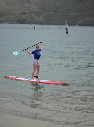 The SUP Queen