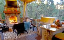 Cozy Outdoor Room In Castle Pines - Mile High Landscaping