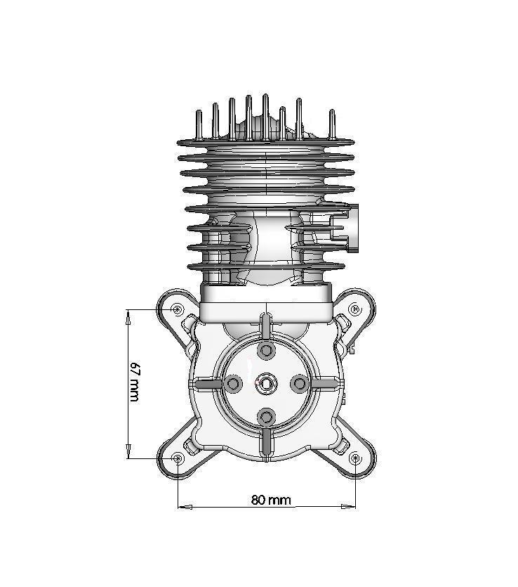 tuningrc [DLE-55 GASOLINE ENGINE]