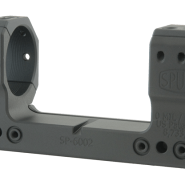 "Spuhr SP-6002: 36mm Picatinny 0MIL/0MOA 1.5"" No Level"