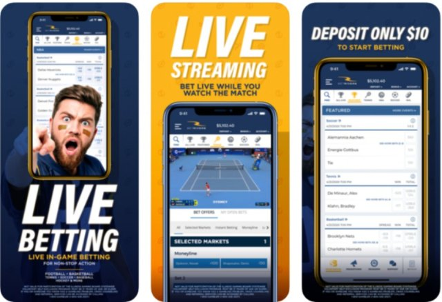 BetRivers Mobile App