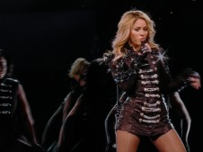 Beyonce Rocking Dallas Stadium