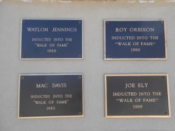 Lubbock wall of fame 3