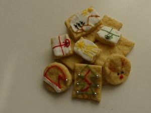 Lee más sobre el artículo Galletas decoradas para Navidad
