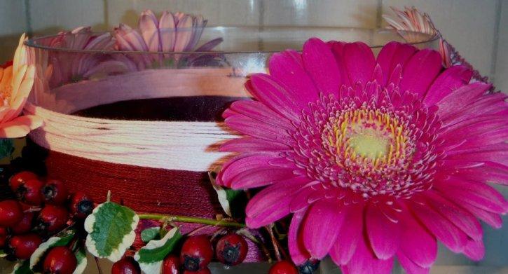 Декорация на стъклен съд (3)