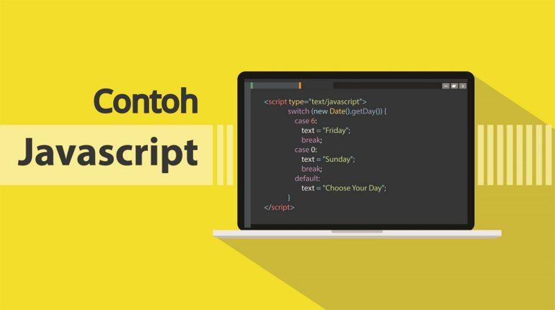Contoh JavaSCript