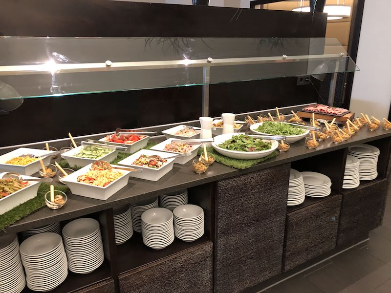 Marriott Munich Elite Dinner Buffet