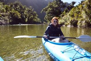 Roadtrip, Miles and Shores, Travelblog, Reiseblog, Reiseblogger, Blog, Kayak, kayaken, Punakaiki, Kanufahren, Chrisi