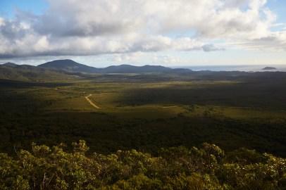 Vereker Outlook, Lookout, View, Aussicht, Wilsons Promontory, Nationalpark