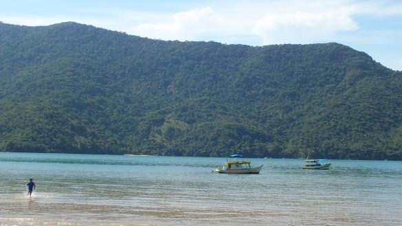 my fav place in Brazil: the south coast of Rio de Janeiro state, an area called Saco do Mamanguá