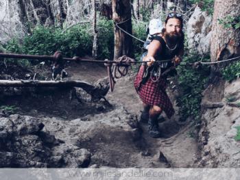Okanagan Hikes Christie Falls
