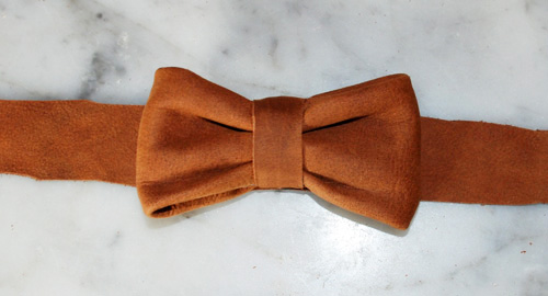 Make a Dapper Bowtie