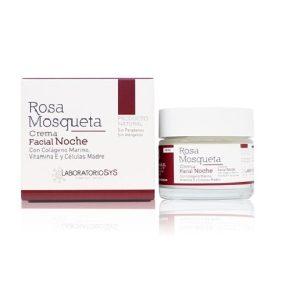 Crema facial Noche Rosa Mosqueta Sys 50 ml.
