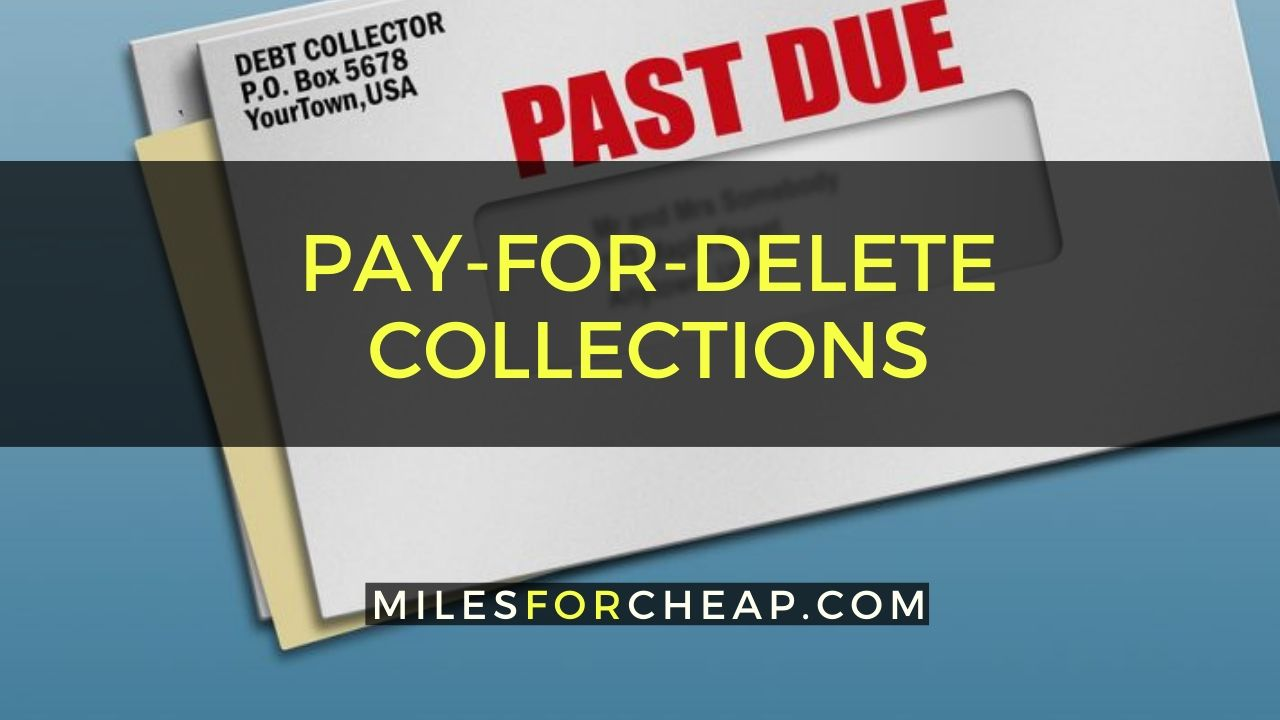 Pay for Delete Collections - Is it Legit?å