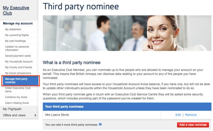 third party ba