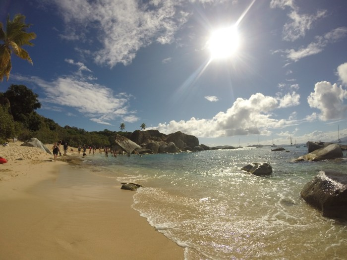 Virgin Gorda Baths, British Virgin Islands
