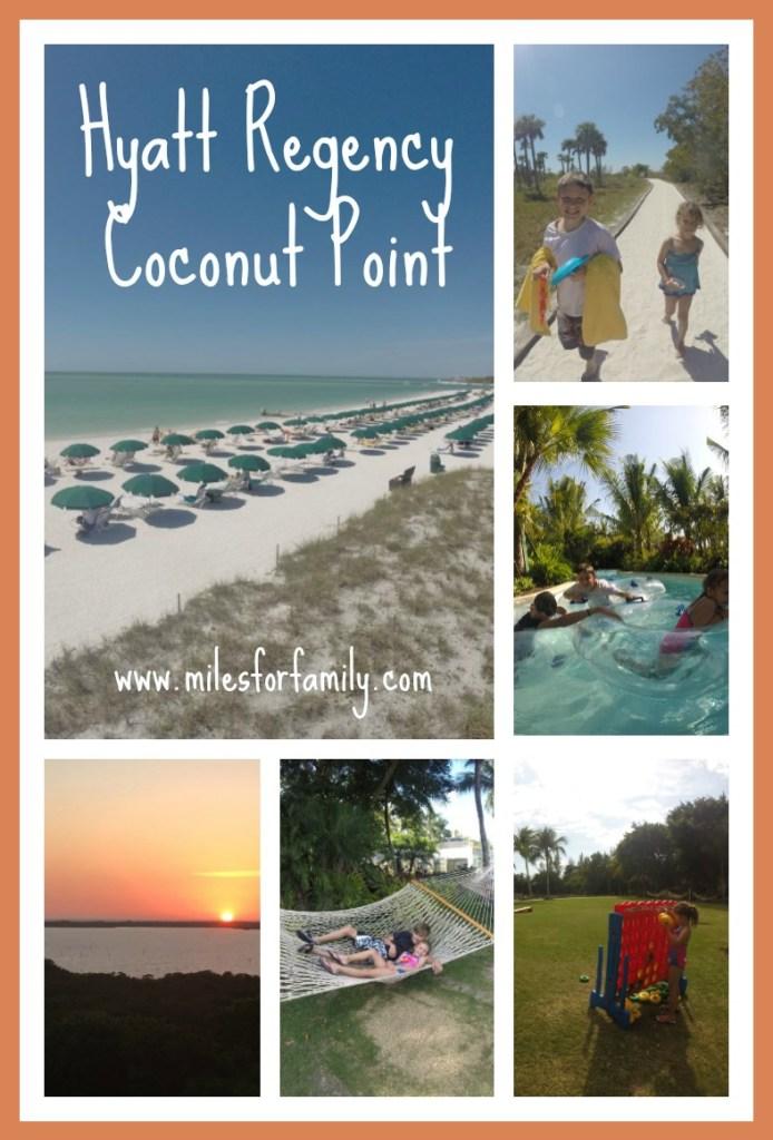 Hyatt Regency Coconut Point www.milesforfamily.com