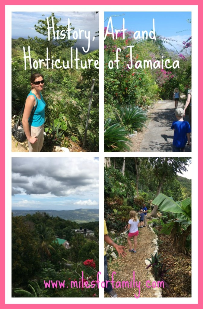 History, Art and Horticulture of Jamaica