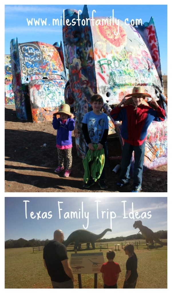 Texas Family Trip Ideas www.milesforfamily.com