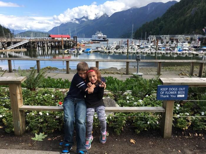 Texans in Alaska: Vancouver, Part 1