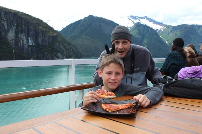Texans in Alaska: Tracy Arm, Alaska
