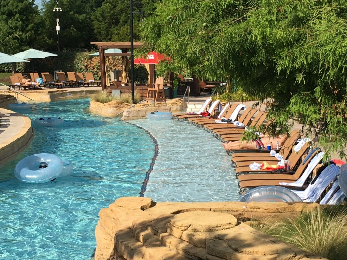 Summer Staycation at Gaylord Texan Resort