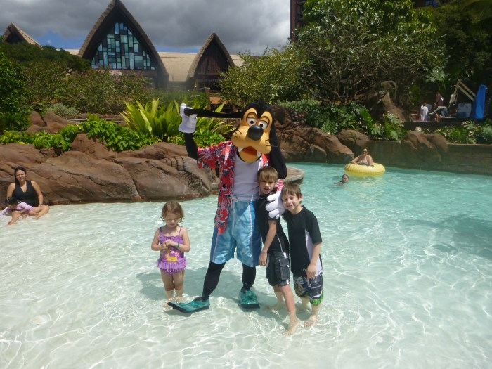 Travel Hacking Disney's Aulani Resort in Hawaii