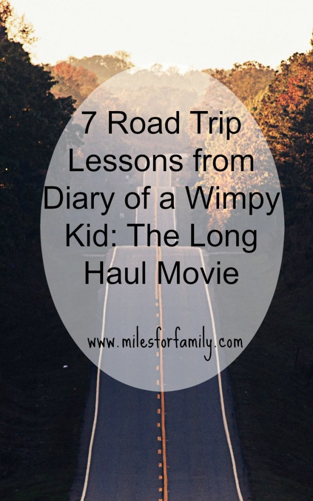 7 Road Trip Lessons from Diary of a Wimpy Kid: The Long Haul Movie