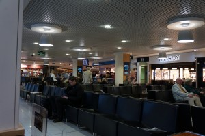 City Airport Lounge