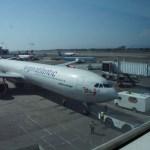 Virgin Atlantic Arrival