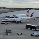 BA aircraft for New York (distance)