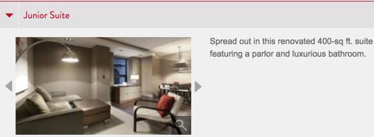 Grand Hyatt New York - Junior Suite