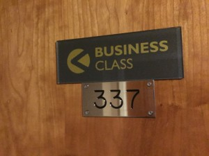 Business Class Room - Dublin Airport Radisson