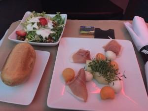 Starter and Salad