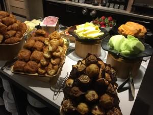Grand Hyatt New York - Grand Club Breakfast