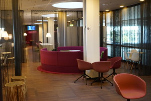 Aspire Lounge, Copenhagen