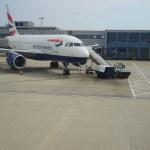 BA A318 LCY-JFK