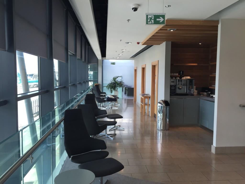 Aer Lingus Lounge Dublin T2