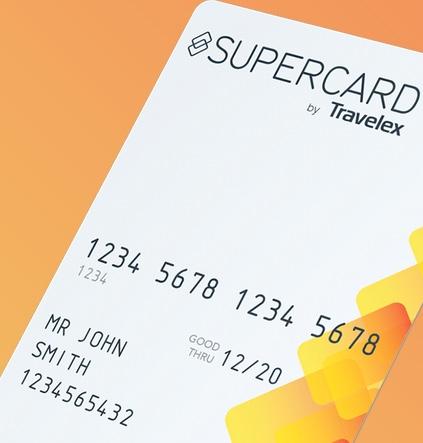 The less than super, Travelex Supercard