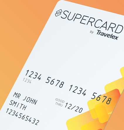 The less than super, Travelex Supercard