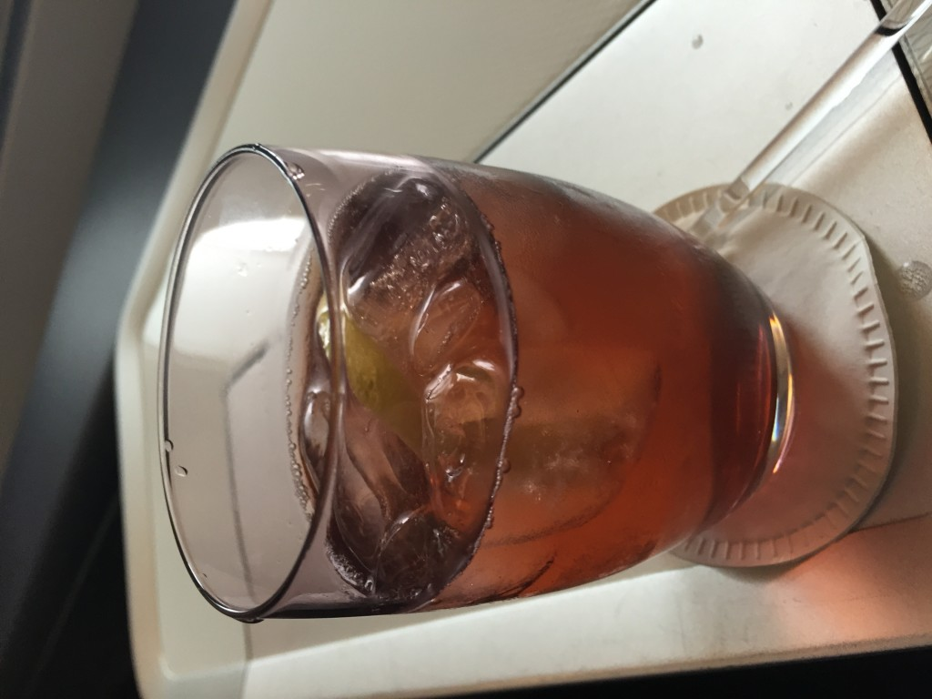 BA A380 Cocktail