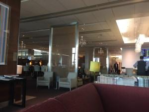 Concorde Lounge, Terminal 5
