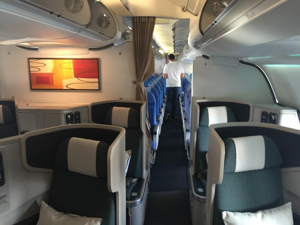 Cathay Pacific SIN-Hong Kong