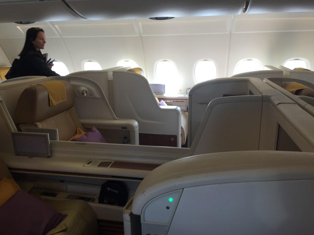 Thai A380 First Class
