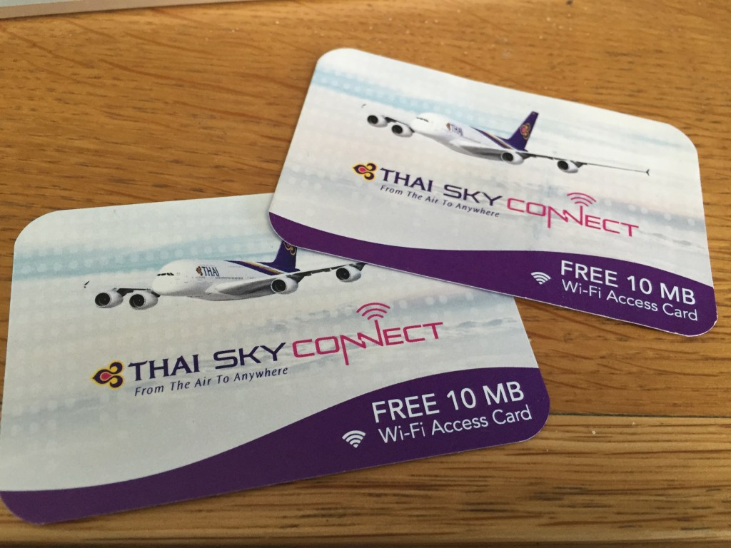 Thai skyconnect
